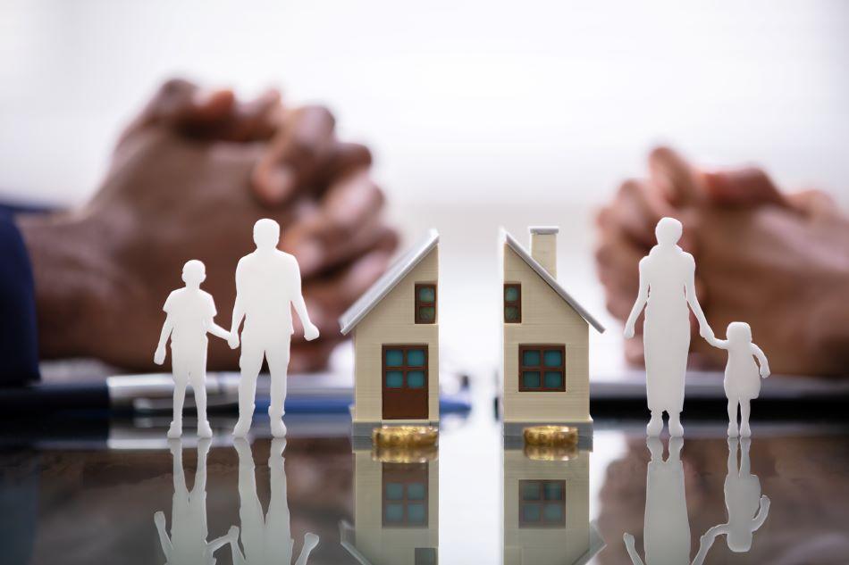 asuntos civiles y de familia